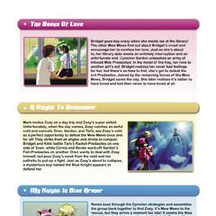 Episodes 16-18 Summaries