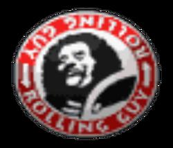 Rolling Guy Logo