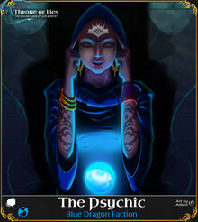 The Psychic-card