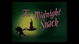Tom and Jerry, 2 Episode - The Midnight Snack (1941)