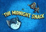 The Midnight Snack original title card