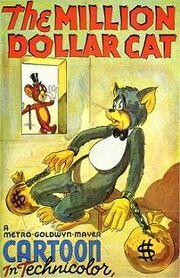 Million Dollar Cat poster