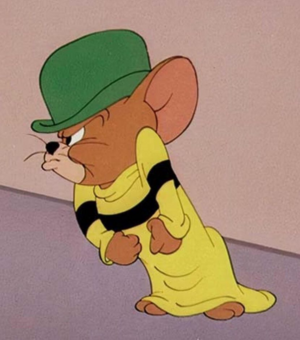 Muscles Mouse