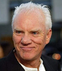 malcolm mcdowell height