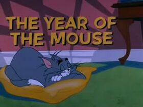 The Year of the Mouse Title Screen