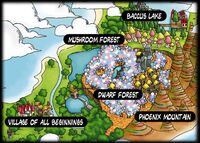 Map of Tomba!