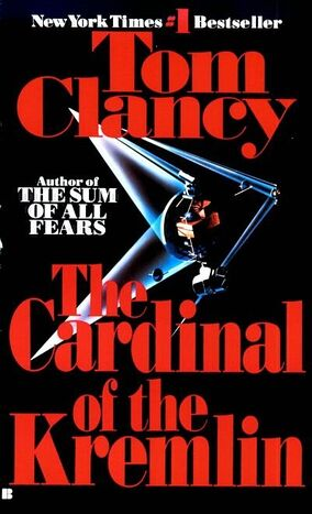 The Cardinal of the Kremlin Cover