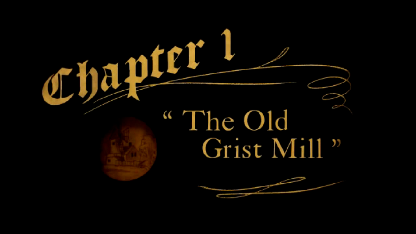 The Old Grist Mill Over The Garden Wall Wiki Fandom Powered By Wikia