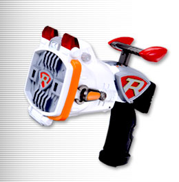 Rescue megaphone