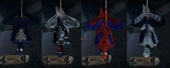 Styles of spider