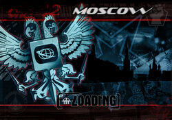 Loading Screen Moscow