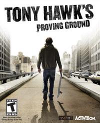 Tony Hawk's Proving Ground Cover
