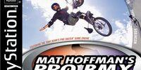 Mat Hoffman's Pro BMX (series)