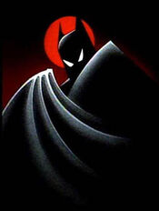 Batman the Animated Series logo