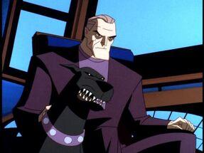 Bruce Wayne Batman Beyond