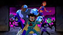 Teen Titans First Toonami Promo