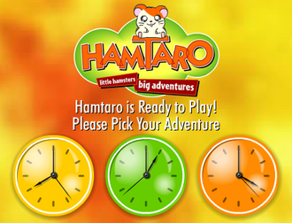Hamtaros Day Out 2