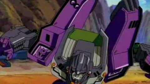 Transformers Armada Toonami Intro 2