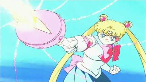 Sailor Moon Lunar Eclipse Toonami Intro (1080p HD)