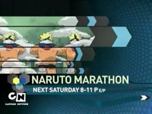 Naruto Marathon (April 2007)