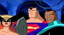 Justice League Savage Time - Toonami Promo