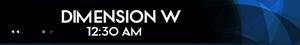 Schedule-DimensionW