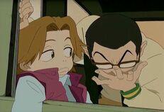 Masashi & Gaku FLCL