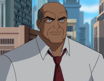 Perry White (Doomsday)