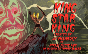King Star King title card