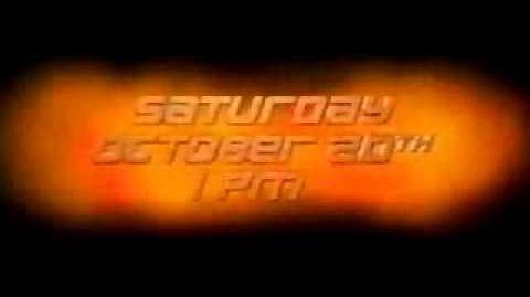 1st Toonami Super Saturday Promo