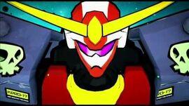 Galak-Z - Toonami Game Review (HD 1080p)