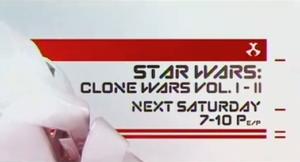 Clone Wars Marathon