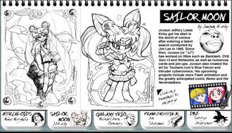 Sailor Moon (JJ Kirby)