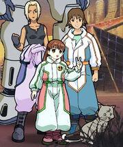 Team Suzaku