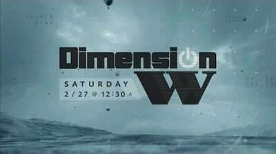 Dimension W - Toonami Promo