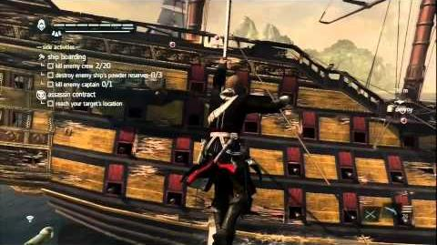 Toonami - Assassin's Creed IV Game Review (HD 1080p)