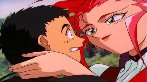 Toonami - Tenchi Muyo! Washu Promo (1080p HD)