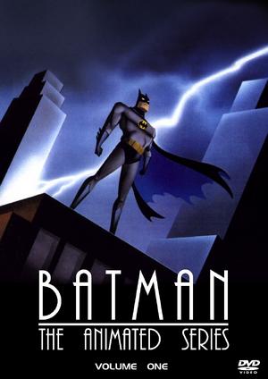 Batman TAS DVD
