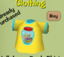 Jellybean Bank Shirt