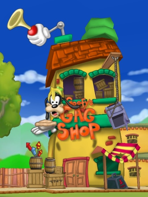 Toontown Central Gag Shop Toontown Wiki Fandom Powered
