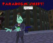 Spindoctor shift