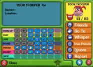 TOON TROOPER Tor