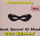 Secret ID Mask