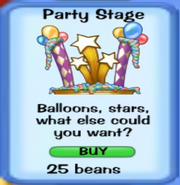 Party Stage