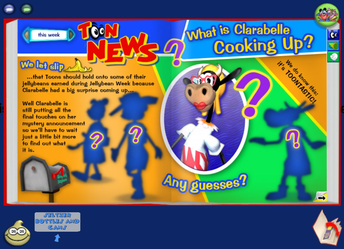 Category accessories toontown wiki fandom powered by wikia for Toontown fishing guide