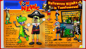 Toontown halloween 2011 news