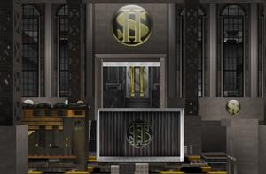 Cashbot Headquarters
