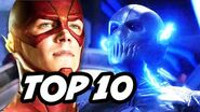 The Flash Season 2 Episode 12 - TOP 10 WTF and Easter Eggs