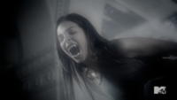 Teen Wolf Season 3 Episode 2 Felisha Terrell Kali in Isaac's memory