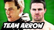 Arrow Season 3 Team Arrow and New Heroes Explained